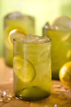Very Cold Lemonade