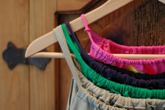 crafterhours: Tee to Tank: A Tutorial by Jen from Upcycled Education