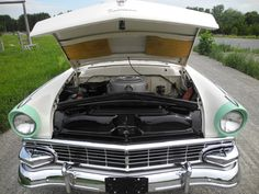 1956 Ford Fairlane Powered by FORD