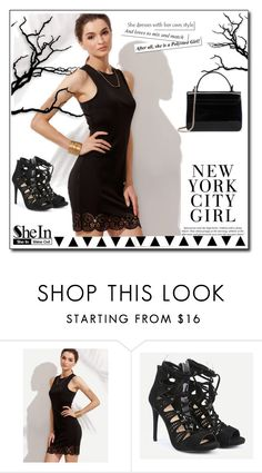 """""""SheIn 6/10"""" by smajicelma ❤ liked on Polyvore featuring Sheinside and shein"""