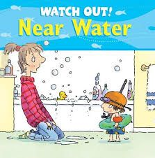 Look Out: Near Water by Claire Llewellyn - Hachette Children's Group - ISBN 10 - ISBN 13 - This entertaining book… Mike Gordon, Learn To Swim, Every Day Book, Book Summaries, Best Selling Books, Child Safety, Social Issues, Book Recommendations, Audio Books