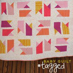 #tagged baby quilt | veni vidi vicky