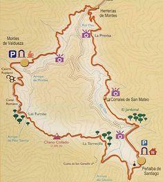 The Good Place, Travel, Maps, Spain Tourism, Hiking Trails, Universe, Viajes, Trips, Traveling