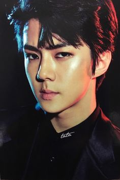 Sehun - 160722 Exoplanet #3 - The EXO'rDium in Seoul merchandise Credit: Tata.