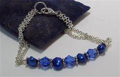 Sapphire  wishes Bracelet