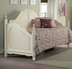 Homelegance Cinderella Wood Daybed in Ecru Finish ** Want additional info? Click on the image.