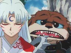 Sesshoumaru and Rouyakan