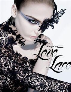 I (EYE) Love Lace. Black Lace Especially.