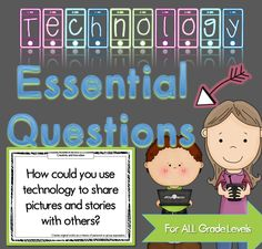 Technology teacher resources for using technology in the elementary classroom. Ideas from classroom decor, lesson plans, bulletin boards, gadgets, and more for the computer lab.