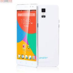 MTK Phone Spec: Uhappy UP550- MTK6582 Quad Core 1.3GHz 1GB Ram 5.5...