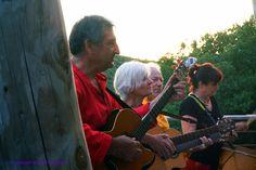 Grotte de la Salamandre concert Alta Pressione 22 Juillet 2014. Photo Elsa Schnebellen