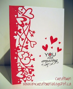 valentine box sample