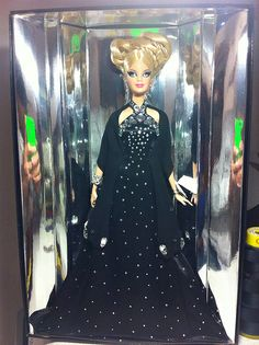 Barbie Phillipp Plain 2009 Platinum Label