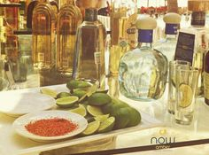 Tequila tastings are one of our most popular activities at Now Amber Puerto Vallarta!