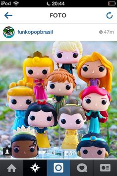 Funko pop princess