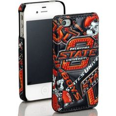 Oklahoma State Iphone Cover