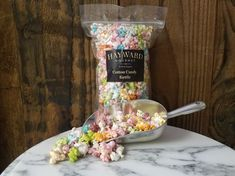 Cotton Candy Kettle Popcorn