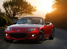 Mazda MX-5 Roadster Coupe Sport Tech Nav  road test