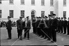 Garda Passing Out Parade and presentation of Scott History Photos, Photo Archive, More Photos, Ireland, Irish, Presentation, Military, Events, Fine Art
