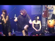Nouvelle Vague - In a manner of speaking (Live)
