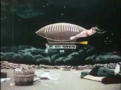 Le dirigeable fantastique (1905) - Georges Méliès | PopScreen