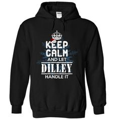 Let DILLEY handle it! - #christmas gift #gift table. GET IT => https://www.sunfrog.com/Christmas/Let-DILLEY-handle-it-6851-Black-10116852-Hoodie.html?68278