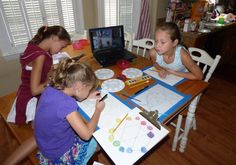Take Time for Art is a hands-on video art curriculum that integrates history and art history with engaging art projects for homeschool families. Ancient Rome, Ancient Greece, Rome Art, Greece Art, Art Curriculum, Art History, Art Projects, Homeschool, Hands