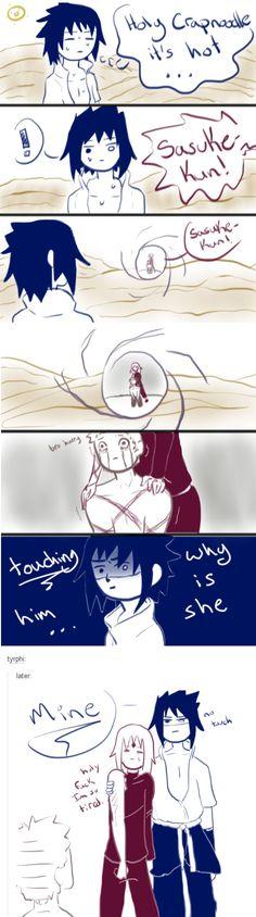 <3 Sasuke, Sakura & Naruto