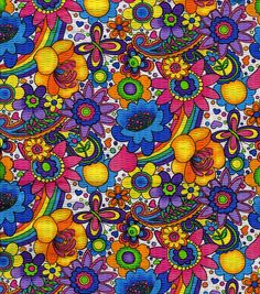 Tutti Fruitti Collection-Maxed Out Large with Paisley