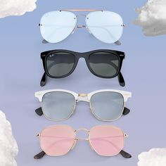 Shop Ray-Ban sunglasses by model, frame material, color and lens at the Official Ray-Ban US online store. Ray Ban Sunglasses, Cat Eye Sunglasses, Boots Opticians, Sick Tattoo, New Glasses, Diy Wreath, Wreaths, Style Icons, Lenses