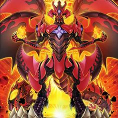 Red Supernova dragon by NewArkantos on DeviantArt Tiamat Dragon, Yugioh Yami, Yugioh Monsters, Dragon King, Red Dragon, Yugioh Collection, Fantasy Beasts, Dragon Artwork, Dragon Pictures