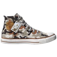 CONVERSE ALL STAR CHUCKS SCHUHE EU 39 UK 6 CAMOUFLAGE LIMITED EDITION MILITARY