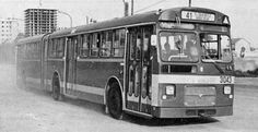 19 77  Model: Pegaso 6035  P ower: 165 hp  Capacity: 90 (65 feet)  The second half of the 70s was a difficult time for public transport. Passenger figures were falling and increased operating deficit. One way to renew the fleet was to buy new units while Pegasus recarrozaban 6035 units earlier series (series 1900, 2100, 3000), a work that Jorsa conducted with more than 200 vehicles between 1977 and 1980. In this period 163 new vehicles were purchased Pegasus 6035-4 standard (series…