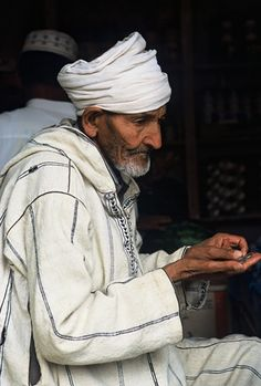 old man morocco
