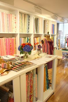 Pins and needles_New York_Diary of a Quilter - a quilt blog: Places to visit in New York