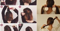 18 Peinados Lindos Que Puedes Hacer en Menos de 10 Minutos