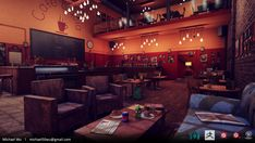 Cafe Lucia by Michael Wu