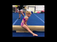 Gymnastics For Beginners, Gymnastics At Home, Gymnastics Lessons, Preschool Gymnastics, Tumbling Gymnastics, Gymnastics Coaching, Gymnastics Training, Gymnastics Videos, Gymnastics Workout
