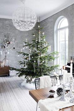 Cette fois ci c'est le dernier, promis, juré! Demain nous sommes le 26, on ne va pas parler de Noël jusqu'à Pâques non? Mais j'avais envie de vous montrer le Noël italo-danois de Patrizia. Voilà, c'es