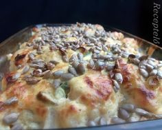 Receptelő: Csőben sült karfiol csirkemellel Chicken, Food, Essen, Meals, Yemek, Eten, Cubs