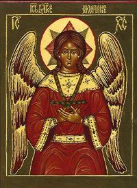 СПАС БЛАГОЕ МОЛЧАНИЕ Христос в образе Ангела
