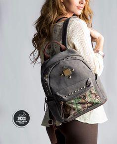 #New Realtree Girl Camo Backpack  #RealtreeGirl