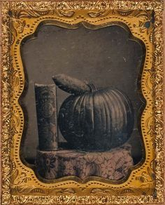 A Polar Bear's Tale: 1855 pumpkin...