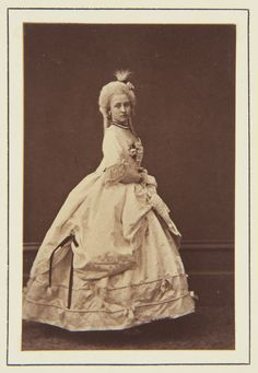 Princess Louise, 1865 [in Portraits of Royal Children Vol.8 1864-1865] | Royal Collection Trust