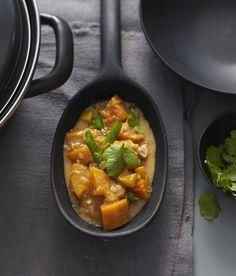Kürbis-Curry mit Mango Rezept - [ESSEN UND TRINKEN]