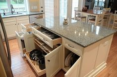 Kitchen Two Teired Countertop Double Tier Islands Have