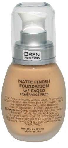 Cosmetics | CoQ10 Foundation Shade Camel Face Makeup