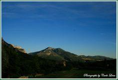 Montagne sopra Tourtour-Provenza-Francia