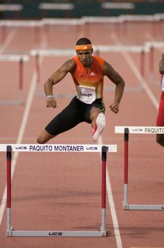 The Olympic athlete Javier Culson (@JavierCulson) has made history by winning the bronze medal in the 400 metre hurdle event in the London 2012 Olympic Games.  This is the first Olympic medal ever to be won by an athlete from Puerto Rico in an event other than boxing.