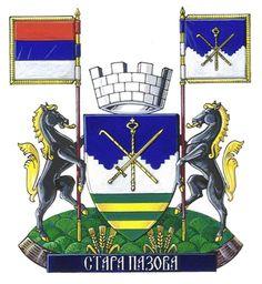 Coat of arms of Stara Pazova